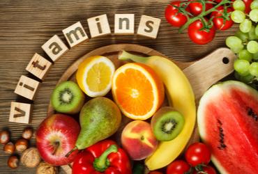 vitamins - product list